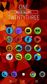 Umbra - Icon Pack Screenshot 6