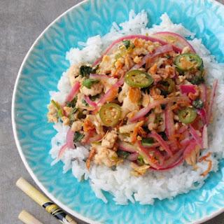 Larb Gai (Spicy Thai Chicken Salad)