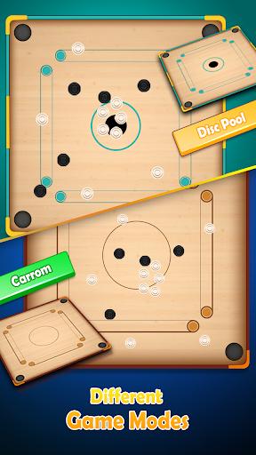 Real Carrom Club 3D screenshots 1