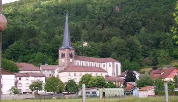 appartement à Rupt-sur-Moselle (88)