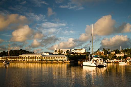 Tonga-marina.jpg - The port and marina on Vavaʿu Island in Tonga.