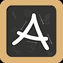 Write ABC 123 icon