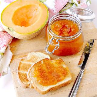 Cantaloupe Jelly.