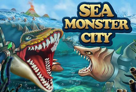 Sea Monster City 11