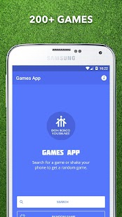 Games App- screenshot thumbnail
