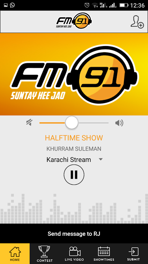FM 91- screenshot