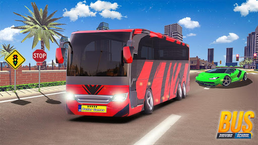 Bus Driving School 2020: Coach Driver Academy Game screenshots 7