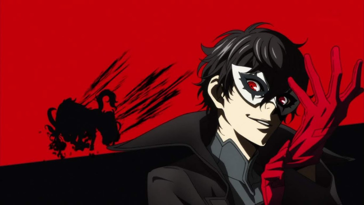 Download Persona 5 the Animation Episode 2 Subtitle Indonesia