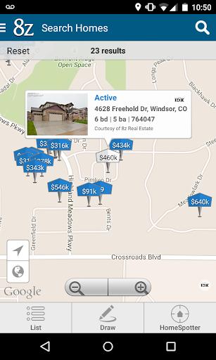 8z Real Estate HomeSpotter