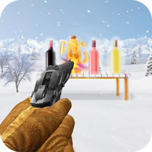 Shooting Expert 3D Bottle for PC and MAC
