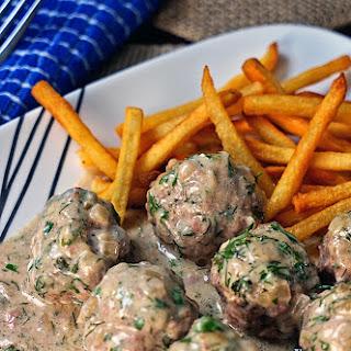 Baked Swedish Meatballs
