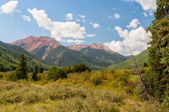 Photo: Red Mountains