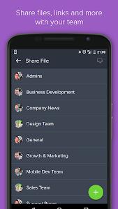 Teamwork Chat screenshot 3