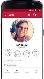 Italy Chat & Dating - náhled