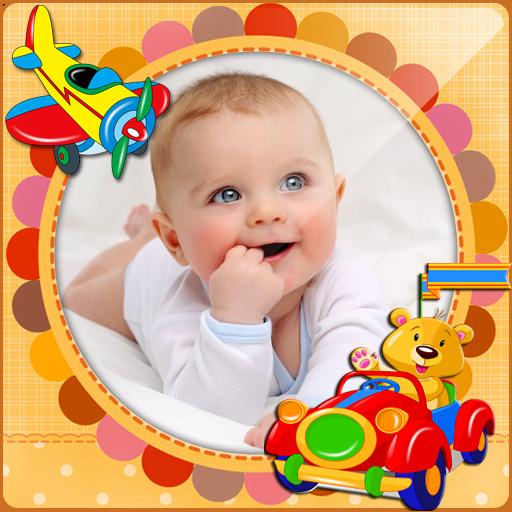 Kids & baby Photo Frame Maker