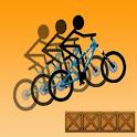 Stickman Street Cycle icon