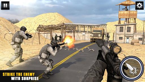Army Games: Military Shooting Games 5.1 screenshots 1