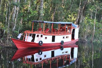 Photo: la nostra barca