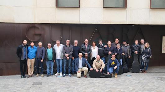 La guitarra en Almería, aquí y ahora