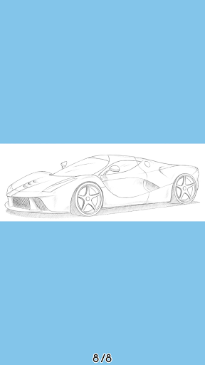 How To Draw Cars - HTDraw Cars 0.0.01 screenshots 2