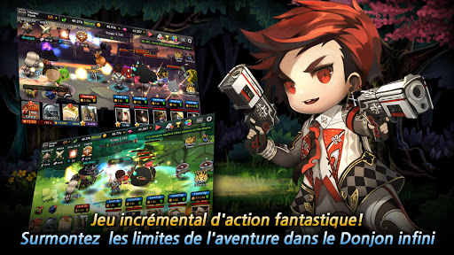 Dungeon Breaker Heroes  captures d'écran 2