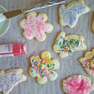 Simply Sugar Cookies.