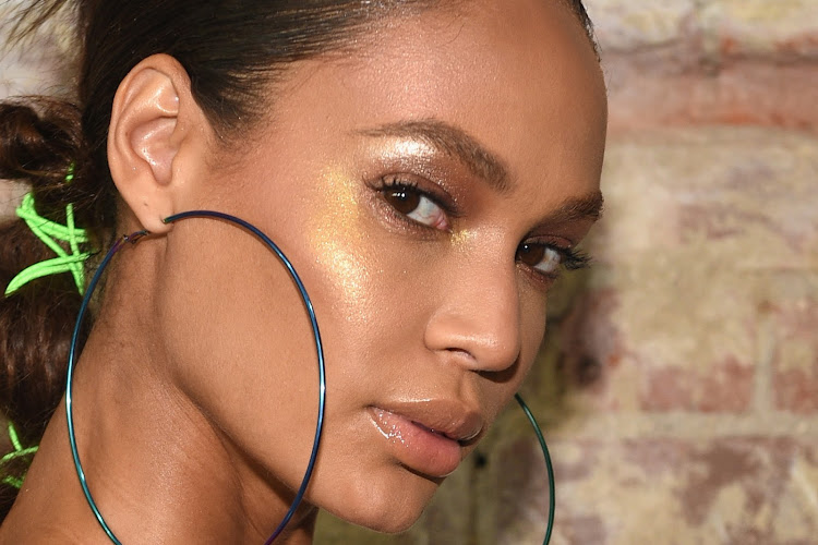 Use powder highlighters with gold, silver or bronze undertones to give your skin that 'lit from within' radiance.