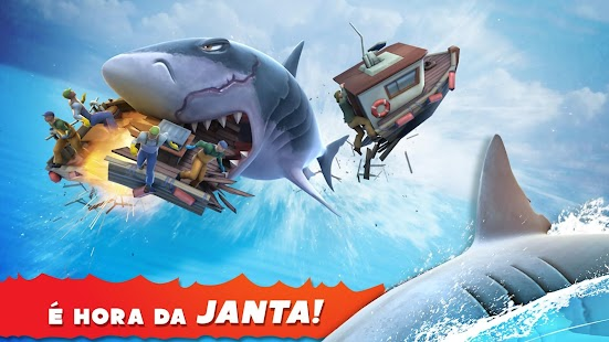 Hungry Shark Evolution APK + MOD DINHEIRO INFINITO para Android imagem 1