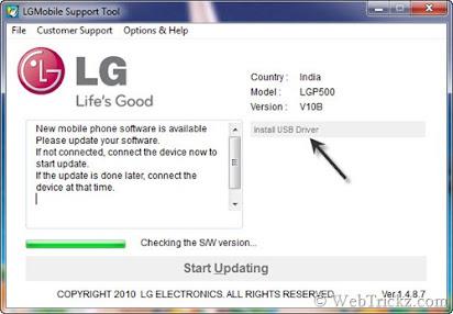 Lg dvd firmware tool