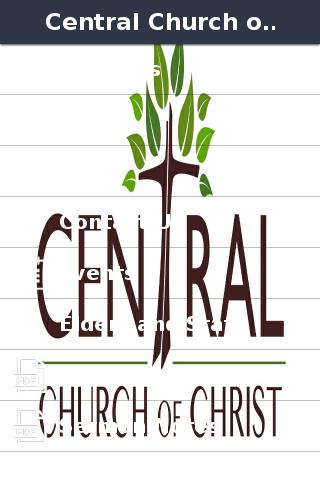 Central Church of Christ JC