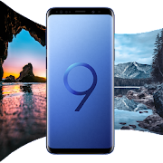 Stock S9 & S9 Plus & Note 9 Wallpapers FHD