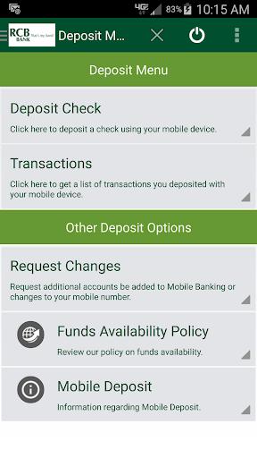 玩免費財經APP|下載RCB Bank Mobile Banking app不用錢|硬是要APP