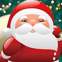Merry Christmas Santa Ring icon