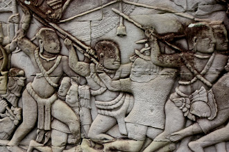 Photo: Year 2 Day 44 - Some of the Intricate Reliefs