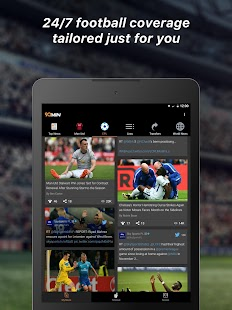 90min - Live Soccer News App- screenshot thumbnail