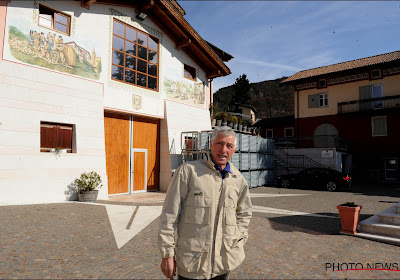 Francesco Moser rouwt om zijn grote broer