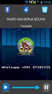Radio San Borja Bolivia - náhled