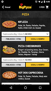 BigPizza- screenshot thumbnail