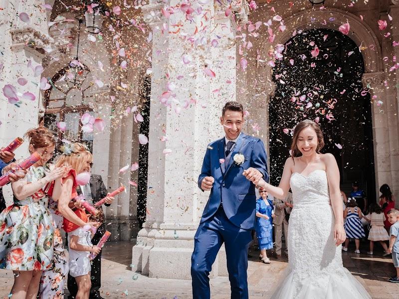 Fotógrafo de bodas Tania De la iglesia (HappyTime). Foto del 06.09.2018