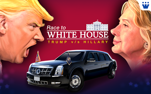 Race to White House 3D - 2020