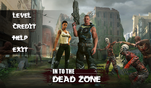 Into the deadzone  screenshots 1