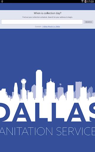 Dallas Sanitation Services  screenshots 4