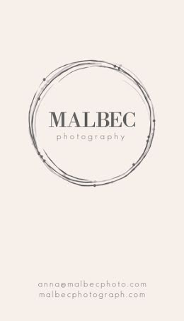 Malbec Photography - Business Card item