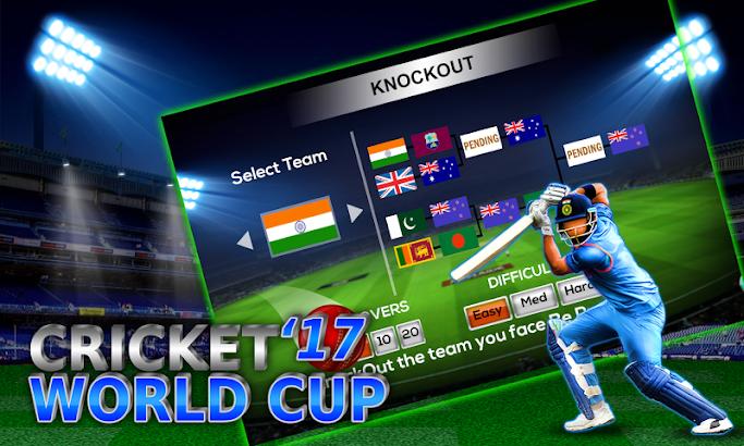 Cricket World Cup Game- screenshot thumbnail