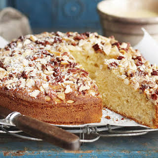 Apple and Pear Cake.