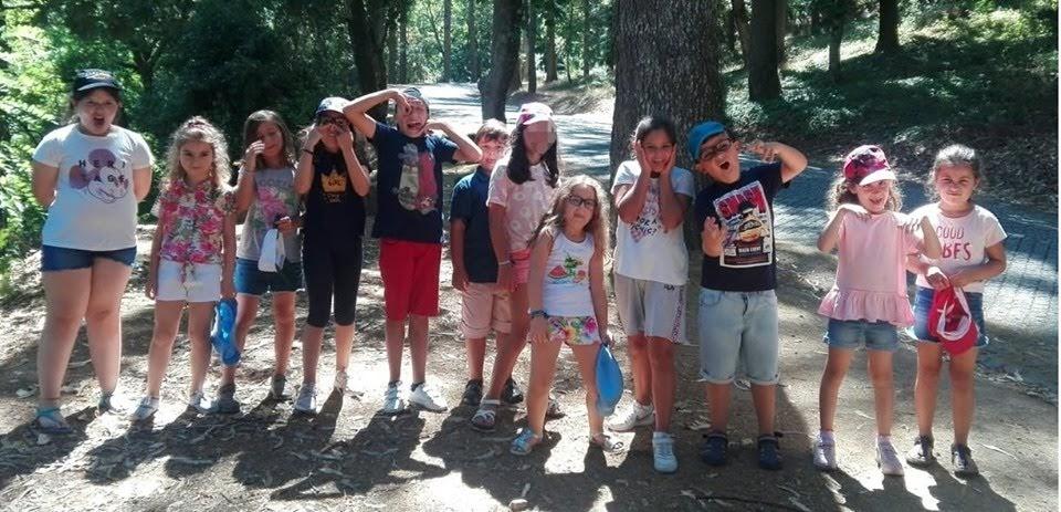 """Crianças mais curiosas e destemidas nas """"Férias de Verão"""" da Misericórdia de Lamego"""