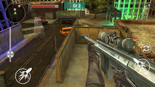 Zombie Sniper Shooter  code Triche 1