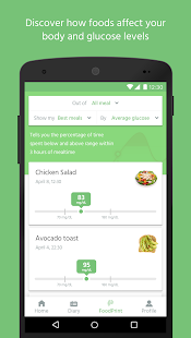 The Personal Diet by Nutrino- screenshot thumbnail
