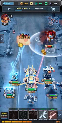 Idle War u2013 Tank Tycoon 0.4.3 screenshots 2