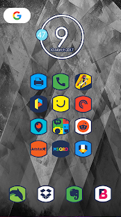 Yalix - Icon Pack Screenshot